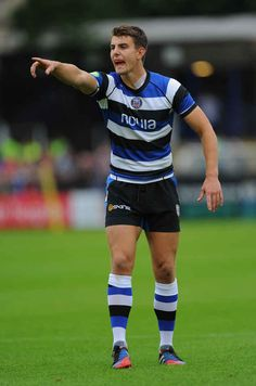 Bath player Ollie Deveto   The Top 40 Hottest Pairs Of Rugby Thighs