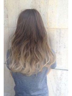 【2016春夏最新】アッシュの髪色ベースのグラデーションカラー【髪型ヘアカラーカタログ】 - NAVER まとめ