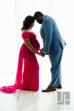 James Hill Photography provides maternity & newborn photography in Atlanta as well as family portraits and senior pictures. Maternity Gowns, Maternity Session, Family Photographer, Family Portraits, Baby Photos, Newborn Photography, Pink Dress, Atlanta, Formal Dresses