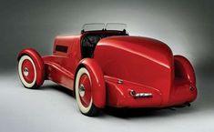Classic Restoration Vehicles : Edsel Ford 1934 Model 40