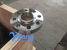 ASME B16.5 ASTM A182 F53 Lap Joint Flange CL600 DN100_Zhejiang Yaang Pipe Industry Co., Limited