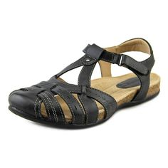 Earth Origins Tipper Women  Round Toe Leather  Fisherman Sandal #EarthOrigins #SportSandals