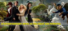 Please check 3DGuy.tv on Monday and Tuesday for an exclusive interview with Ed W. Marsh, Stereo Supervisor for Oz The Great and Powerful. This two part interview will give you some surprising insights into the movie and 3D. http://www.3dguy.tv