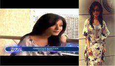 Watch the beautiful Amrita Rao in a Kanika Kedia kaftan this week on Breakfast to Dinner on UTV Stars.