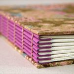 The Simplest Way Of Diy Book Binding That Nobody Will Tell You - Crafts Zen - handmade books - Handmade Notebook, Handmade Journals, Diy Handmade Books, Handmade Bags, Handmade Crafts, Book Crafts, Paper Crafts, Clay Crafts, Felt Crafts