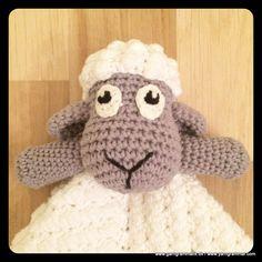 Mønster på fårehoved