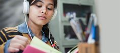 """Are you studying for finals or completing your end-of-year projects? Got music? In a recent survey by Student Health 101, nearly 60 percent of students said that music elevates their academic performance. """"Music has increased my focus on schoolwork and eases my mind before tests. I truly …"""