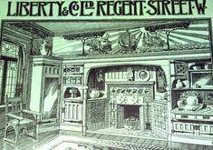 Liberty & Co Advert in The Studio