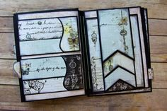 This is The Ultimate DIY Scrapbook Printable Template! You can make 7 different album sizes using these templates! The largest Scrapbook measures approximate. Mini Album Scrapbook, Scrapbook Cards, Handmade Scrapbook, Tutorial Scrapbook, Scrapbook Templates, Scrapbook Sketches, Scrapbooking Layouts, Mini Albums, Cartonnage