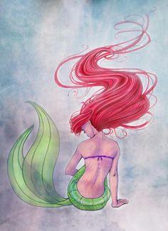 Ariel - Fan art Art