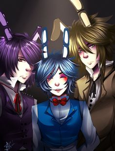 PLAY WITH US by Kamik91 on @DeviantArt
