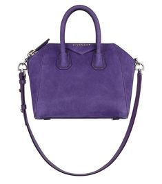 f0de0b7443f73 Givenchy Fall 2014 Handbags Givenchy Paris, Givenchy Women, Purple Bags,  Purple Shoes,