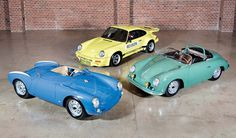 Jerry Seinfeld Porsche Collection Up For Auction at Amelia Island