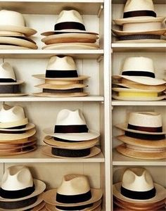 @Shai Reimers we should go to the city and get some panama hats. Love how it goes with a long dress or casual shorts