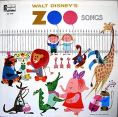 Walt Disney's Zoo Songs