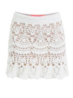 Saia Mini Crochet -  LILLY SARTI                     $ 1746,00
