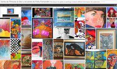 Venta de Pinturas al óleo y acuarela de Patty Fernandini