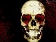 The Book of Darkness Skeleton Bones, Skull And Bones, Halloween Alice In Wonderland, Skull Pictures, Harley Davidson Logo, Dark Love, Human Head, Desktop Pictures, Scary Halloween