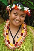 The Chamorro People Are Native To The Mariana Islands