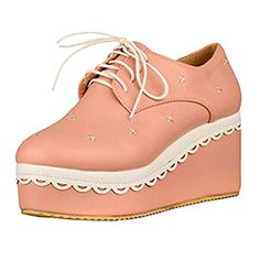 Partiss Womens Sweet Lolita Gothic Cross Cosplay Platform Shoes,Chinese 35,Pink Partiss http://www.amazon.com/dp/B01D4K7O9M/ref=cm_sw_r_pi_dp_MOk8wb042KA9F