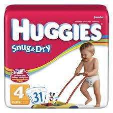 Coupons et Circulaires: 7$ HUGGIES Couches