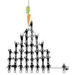 Carrot Incentive Pyramid