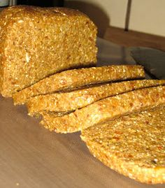 Raw Bread - can't get better than this! - Raw Bread – can't get better than this! Raw Vegan Recipes, Vegan Foods, Vegan Dishes, Gourmet Recipes, Cooking Recipes, Healthy Recipes, Chard Recipes, Cardamon Recipes, Side Dishes