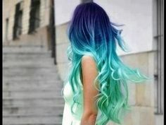Blue Hair! You got blue hair! You are probably calm and reserved, but can be wild if you want to. You are easy to be around and loved by most of everyone.