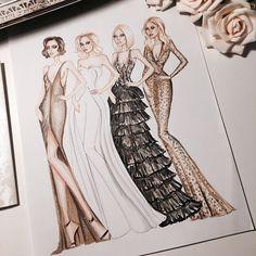 My Oscar favs...✨ #glam #oscars2016 #theacademyawards #style #fashion #vintage…