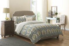 Patrician Pacifica 4-Piece Comforter Set, Queen Patrician http://www.amazon.com/dp/B00ELPQ9V4/ref=cm_sw_r_pi_dp_B1jQtb1Q9PTRWZ0B