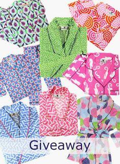 Pajama or Robe Giveaway