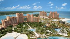 Atlantis Resort in Bahamas