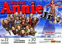 Riflettori su...di Silvia Arosio: Annie Jr Children's Musical School ASD: la recensi...