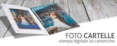 Stampa Digitale su cartoncino