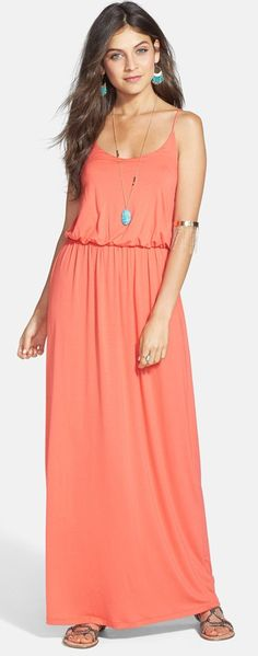 Super cute maxi! http://www.theperfectpalette.com/2015/05/enjoy-40-off-free-shipping-free-returns.html