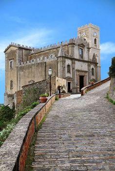 San Nicolò in Savoca, Sicily, province of Messina #messina