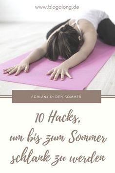 10 Hacks, um bis zum Sommer schlank zu werden #schlank #sommer #abnehmen #diät #gewichtsverlust