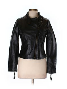 Check it out—Demonia Faux Leather Jacket for $17.99 at thredUP!