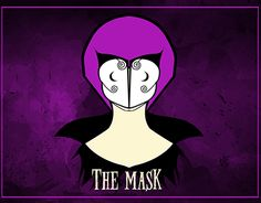 """Check out new work on my @Behance portfolio: """"The Mask"""" http://be.net/gallery/47023829/The-Mask"""