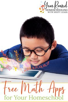 These free math apps are a great resource for kids to use as tools to help them learn and strengthen their math skills. #Math #MathApps #Apps #Free #Homeschool #Homeschooling #YearRoundHomeschooling Math Tutor, Math Skills, Teaching Math, Homeschool High School, Homeschool Math, Homeschooling, Math For Kids, Fun Math, Free Math Apps