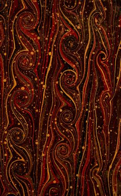 Design – Paper – Marbleized papers and related