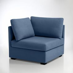 Hoekelement in katoen, robin  La Redoute Interieurs | La Redoute Robin, Online Furniture, Love Seat, Accent Chairs, Couch, Home Decor, Particle Board, Sleeper Couch, Throw Pillows