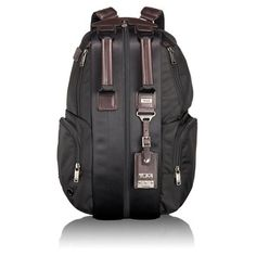 Alpha Bravo Travis Backpack, $289, now featured on Fab.
