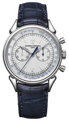 Vacheron Constantin Historiques Cornes de vache 1955 - Винтажный хронограф от Вашерон Константин | Luxurious Watches