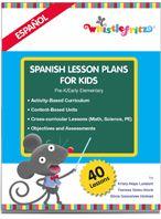 Spanish Lesson Plans for Kids from Whistlefritz - Spanish Playground