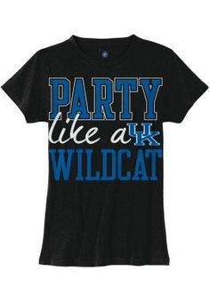 PARTY like a UK Wildcat