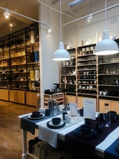 HOUSEWARES SHOP LA TRÉSORERIE AND CAFÉ SMORGÅS | 10E ARR https://loveparisloveparis.wordpress.com/2015/01/18/housewares-shop-la-tresorerie-and-cafe-smorgas-10e-arr/
