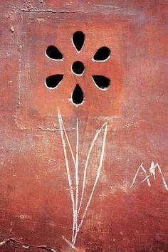 Nino Migliori, Muri (Walls) / 1973