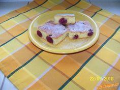 Bublanina, která vydrží dlouho jako čerstvá Sweet Recipes, Pavlova, Hocus Pocus, Pudding, Cake, Coffee, Kaffee, Custard Pudding, Kuchen
