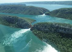 Australia's North West  Horizonal Waterfalls